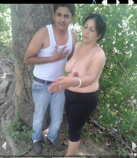 Aunty and me sex