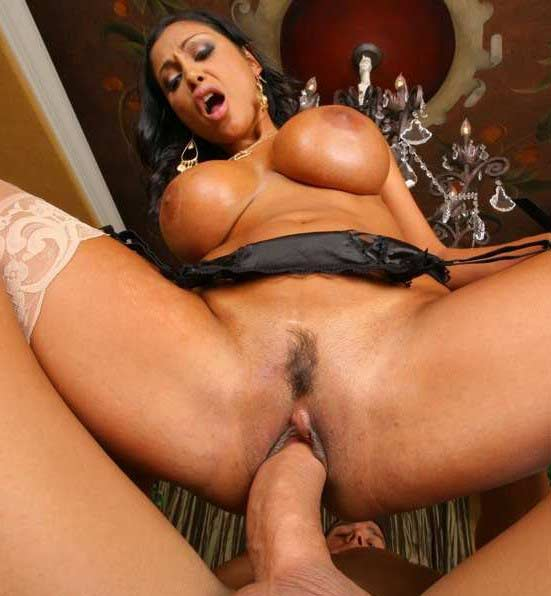 Miss deja huge natural black tits gets fucked - 3 5