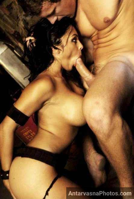 Anamika ke boss ne use deepthroat ke lie bonus diya