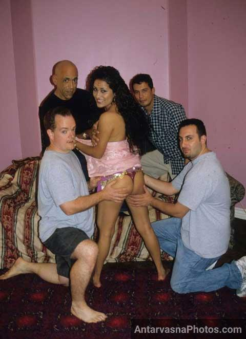 indian gangbang