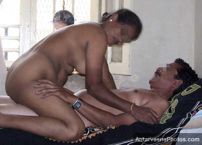 Hot tamil lady ne boobs hila ke chut marwai - Sex pics