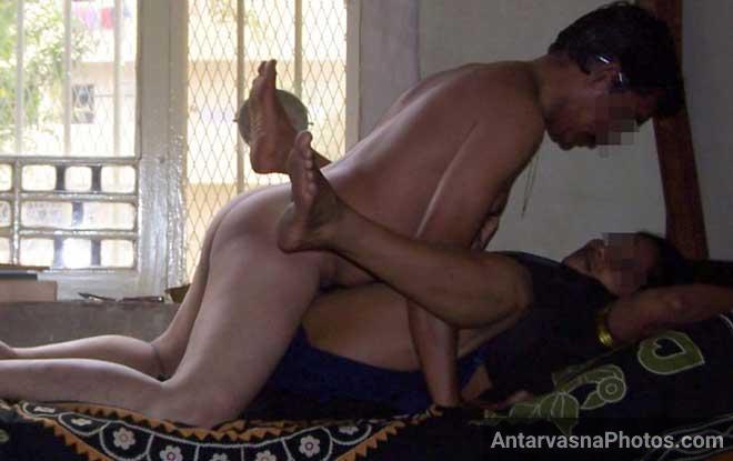Chut ki gahrai tak lund le liya hot tamil lady ne