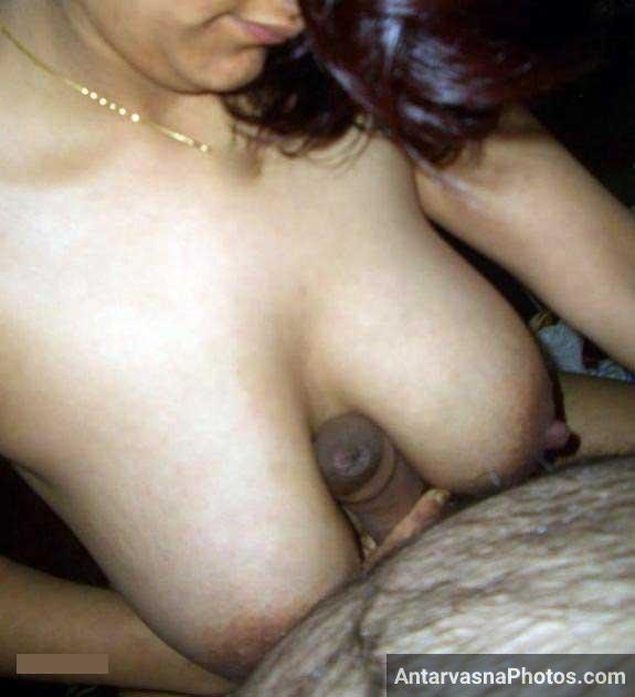 Pakistani bhabhi ke big boobs me lund ghisa