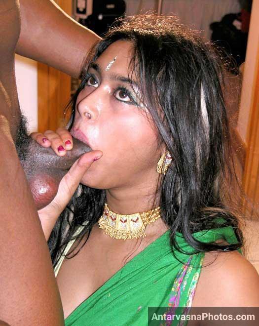 Rekha bhabhi ne lund chusa - Desi saree porn