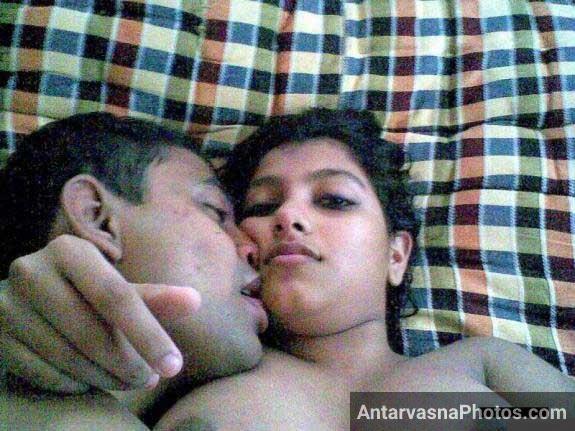 Indian desi couple honeymoon pics