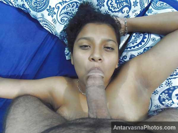 Pura lund muh me le liya - Indian desi wife sex pics