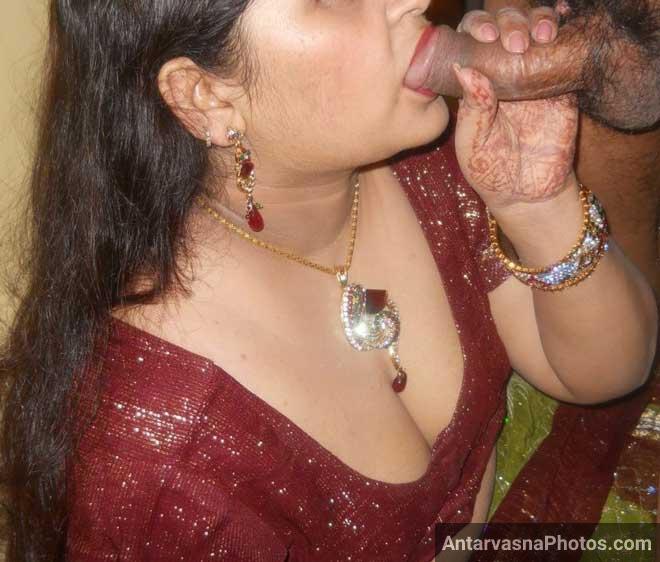 Pooja bhabhi lund sucking kar rahi hai apne pati ka