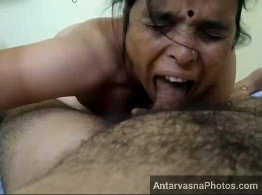 Hot mami ne diya ganda blowjob apne bhanje ko - Desi sex pics