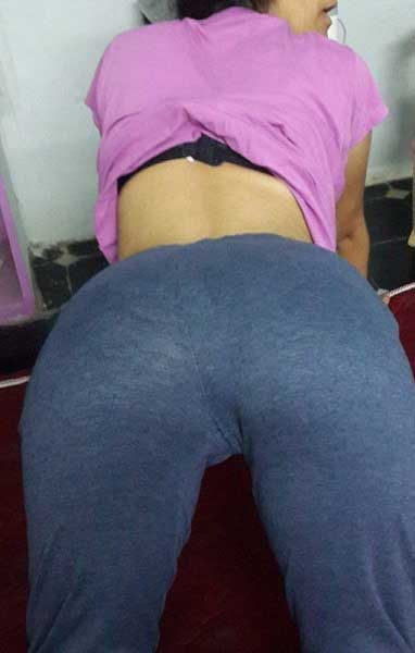Meri sexy girlfriend Padma ki mast Indian ass ke pics
