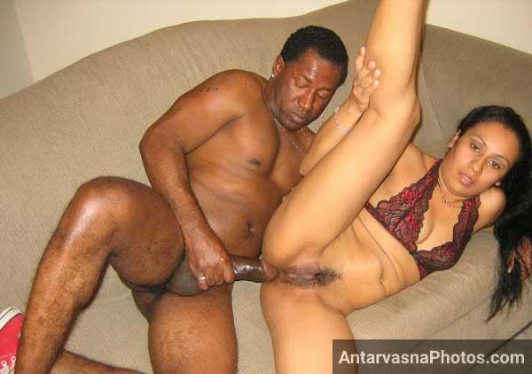 India aunty ki kale lund se chudai chalu ho gai - Porn pics
