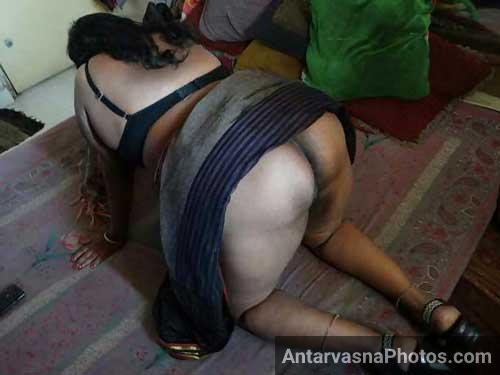 Aunty ki chuchi aur gaand dekhi chudai se pahle - Antarvasna Indian sex photos