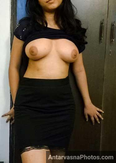 Hot Marathi bhabhi ke sexy big boobs ka photo
