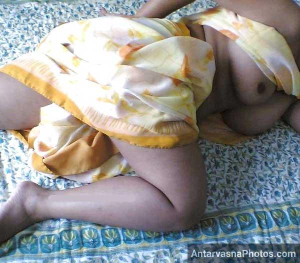 Chudasi Sapna aunty mere samne nude ho gai