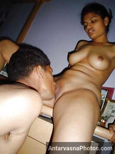Hot Tamil Wife Ne Pati Se Apni Chut Chatwai
