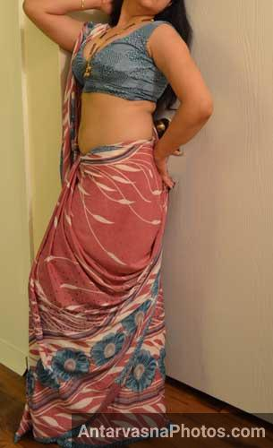 Chudasi muskan bhabhi hot saree photos