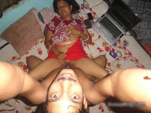 Sexy bhabhi ko chodte hue chudai ki selfies bhi li - Indian desi porn pics