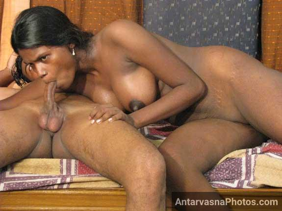 Indian lund ka sucking kiya desi maid ne - Desi blowjob pics