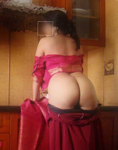 All became saree nude gand are