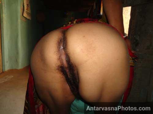 Bimla ki gaand par bhi bahut baal he - Indian hairy asshole pics