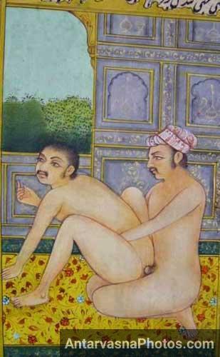 Gay Raja ne apne bottom partner ki gaand ko choda