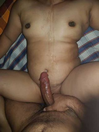 Pooja ke lie mera bada lund majedar tha - Indian pussy fucking photos