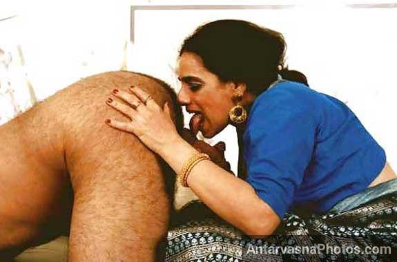Indian mom ne mausa ji ka ass lick kiya