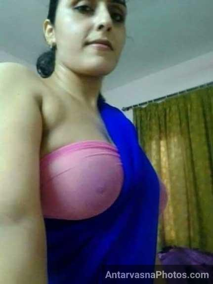 Indian amateur pics - Punjabi bhabhi ke hot boobs