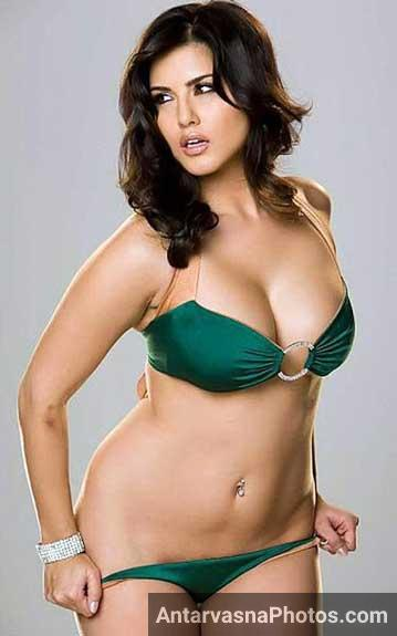 Indian hot Sunny leone to bikini kholne ke hi mood me he