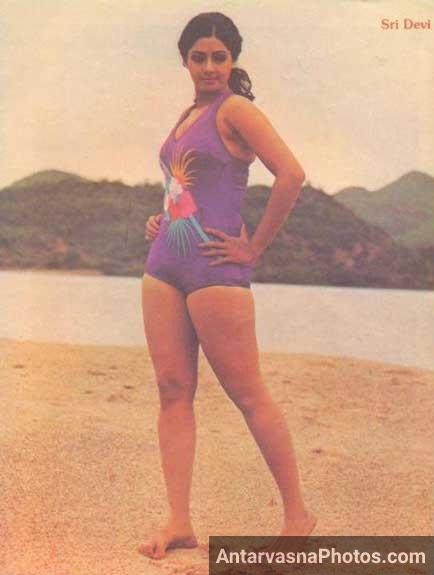 Sridevi ka mast desi bikini photo - Bollywood sex pics