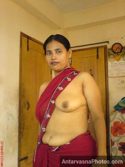 Mature Indian kamwali ki hot saree pics