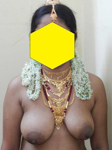 Indian suhagrat pics - Bhabhi ke bade boobs aur chut