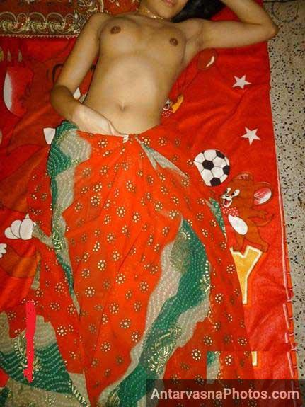 Mast Indian teen ladki ka nude photoshoot