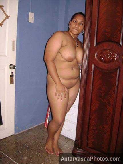 Old aunty naked nude #2