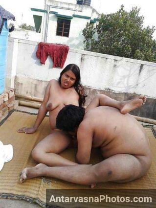 Indian nude image couple enjoys outdoor sex