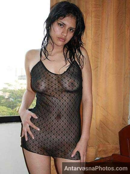 Nude Indian girl ke sexy boobs
