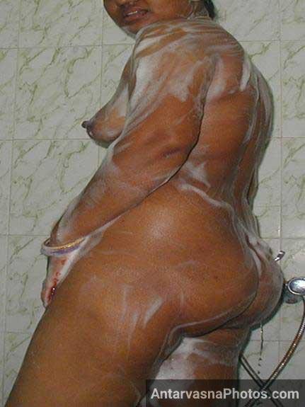 moti chuchiya aur shampo wala badan