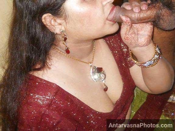 Indian blowjob photo de rahi he