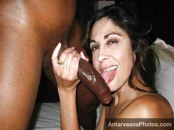 Arabian brunette sucks sperm from a big nordic penis or bnp 5