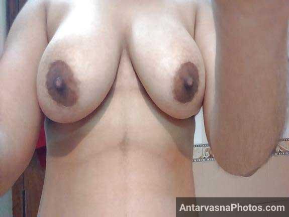 big boobs ki hot selfie