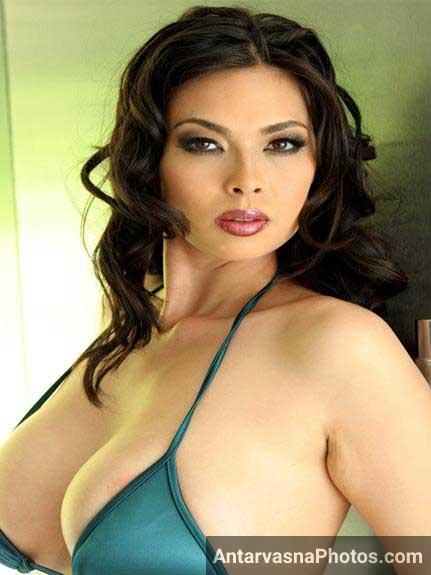 big boobs sexy model