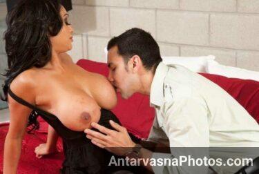 boobs chusne ka sexy photo