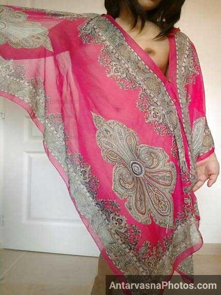 saree me sexy photo