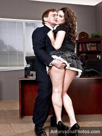 office sex me boss ne choda