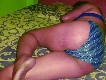 Punjabi Indian aunty ki moti gaand