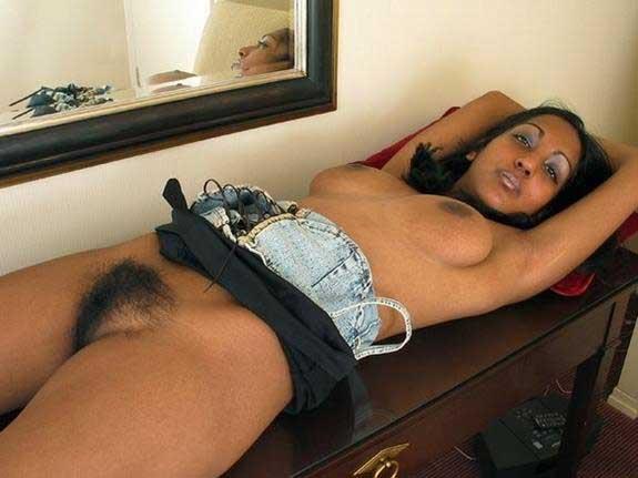 babe ki hairy indian chut