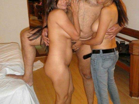 desi threesome sex photo enjoy kare