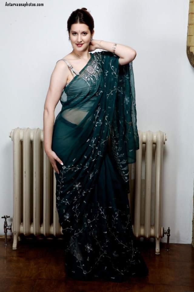 Bhabhi Saree Without Bra - Bobs and Vagene
