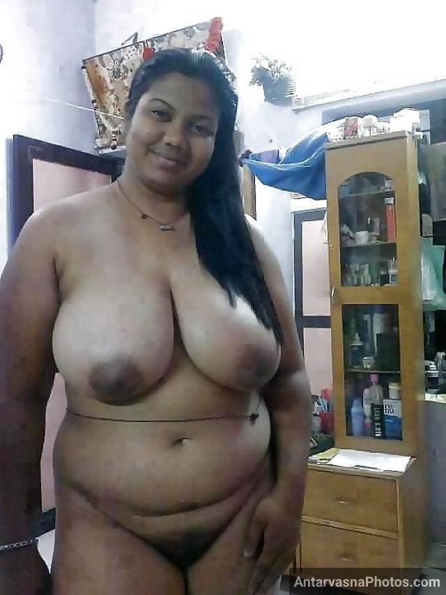 Big boobs pussy pics click karti nude aunty photo