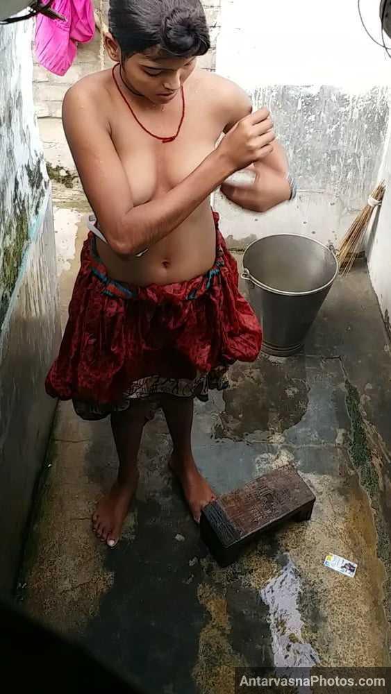 village sali nude bathroom pics